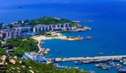 珠海外伶仃岛+海鲜大餐+品质酒店+海水泳池2天游