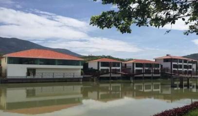 惠州日月湖培训拓展基地